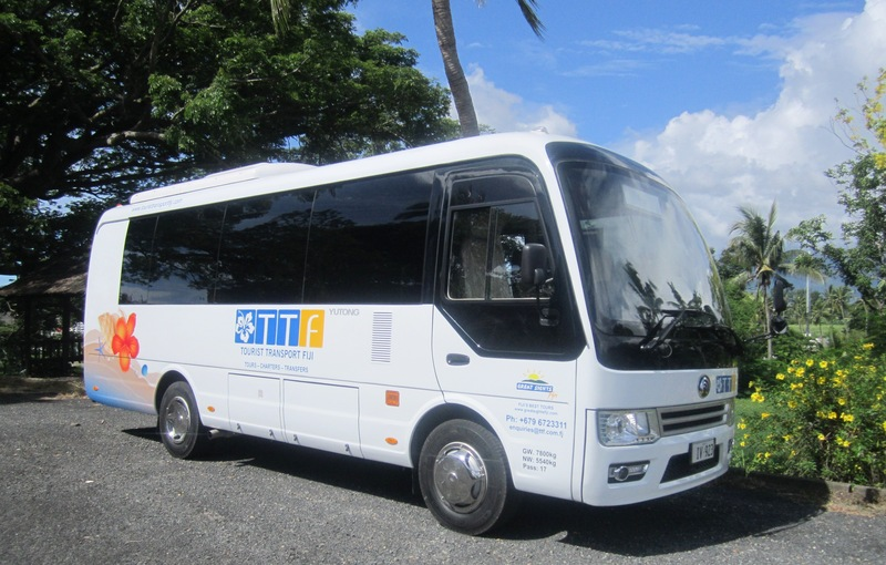 Transfer Services | Airport Shuttle Fiji
